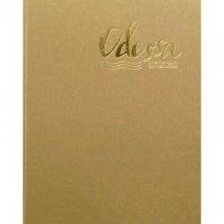Одесса: фотоальбом (золотой)